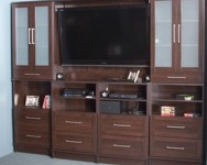 Entertainment Center Storage