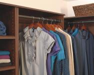 Woodtrac by sauder for Woodtrac closets