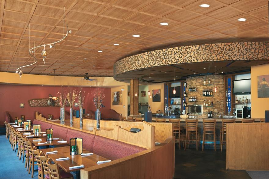 wood ceiling tiles - Ceiling Gallery WoodTrac