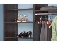 Closet adjustable Shelves