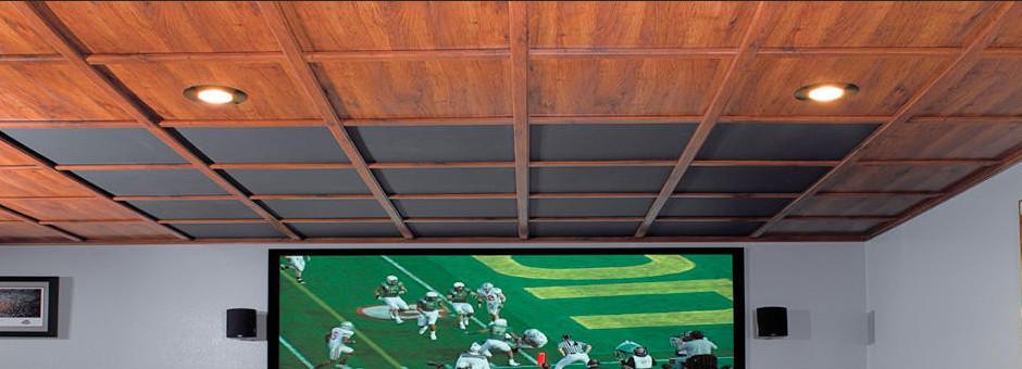 WoodTrac Ceiling System – Custom Drop Ceiling System Wood Ceiling